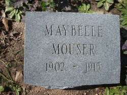 Georgia Maybelle May Mouser