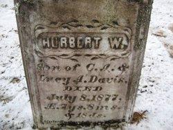 Hurbert W Davis