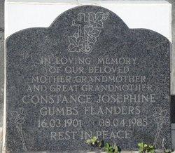 Constance Josephine <i>Gumbs</i> Flanders