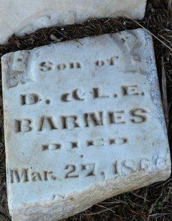 David Adolphus Barnes