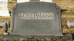 Charles G. J. Ackerman