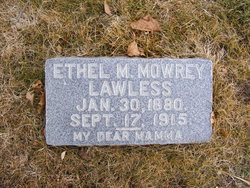 Ethel May <i>Mowrey</i> Lawless