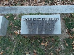 Cecile Bryant <i>Knox</i> Patterson