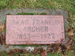 Isaac Franklin Archer