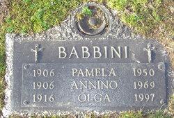 Olga Babbini