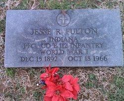 PFC Jesse R. Fulton