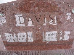 Donald A Davis