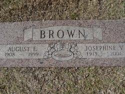 August E. Brown
