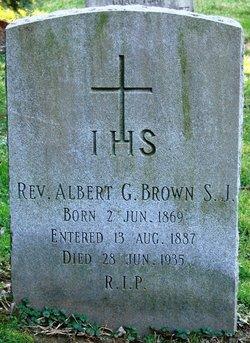 Albert G Brown
