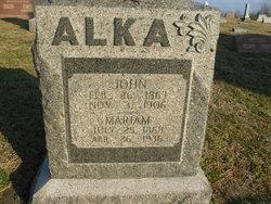 Mariam Alka