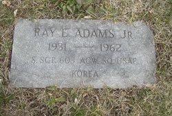 Ray E. Adams, Jr