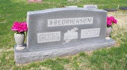 Gladys Lucille <i>Gilkeson</i> Fredrickson