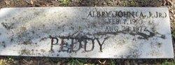 Albry John Peddy
