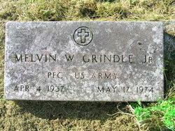 Melvin Walter Grindle, Jr