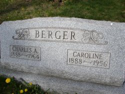 Charles A Berger