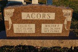 Walter F. Acors
