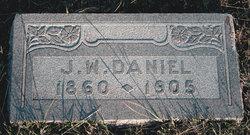 Joseph W. Daniel