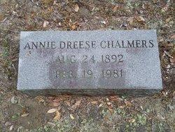 Annie <i>Dreese</i> Chalmers