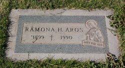 Ramona <i>Herrera</i> Aros