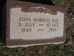 Edney Harriett Edna Hawkins <i>Taylor</i> Roe