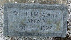 Wilhelm Adolph Abend