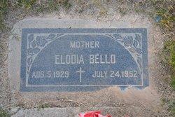 Elodia <i>Miranda</i> Bello