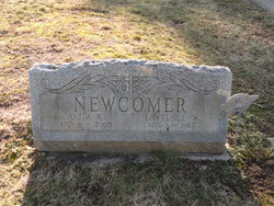 Pvt Lawrence William Newcomer, Jr