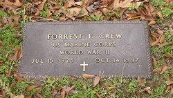 Forrest E Crew, Jr