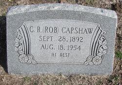 Claude A. Robin Rob Capshaw