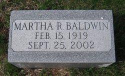 Martha Page <i>Rambo</i> Baldwin