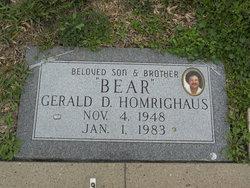 Gerald Dennis Bear Homrighaus