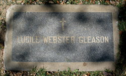 Lucile <i>Webster</i> Gleason