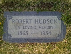 Robert Hudson, Sr