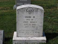 Sarah Myrtle <i>Butler</i> Bisker