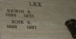 Rose Eli <i>Endrizzi</i> Lex