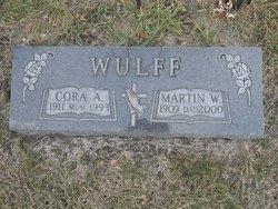 Martin William Wulff