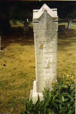 Margaret E. <i>Rose</i> Connett