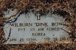 Wilburn Dink Bowie