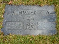 John Maurice Moriarty