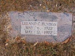 Leland Carroll Benson