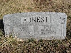 Jennie May <i>Beck</i> Aunkst