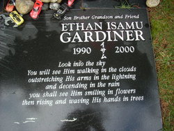 Ethan Isamu Gardiner