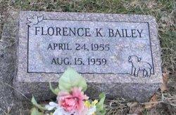 Florence K Bailey