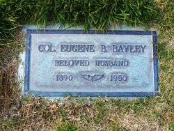 Col Eugene Benjamen Bayley