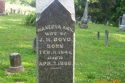 Manerva Ann Boyd
