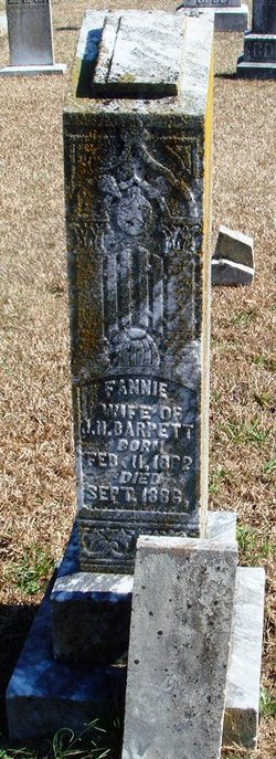 Fannie Barrett