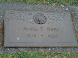 Mabel <i>Townsend</i> Wing