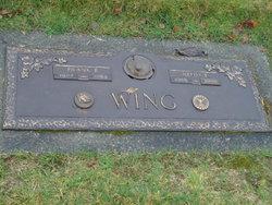 Francis Eugene Frank Wing