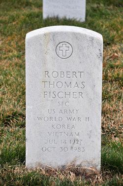Robert Thomas Fischer