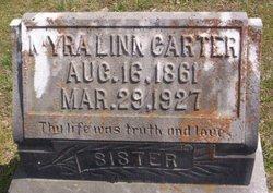 Myra Anna <i>Linn</i> Carter